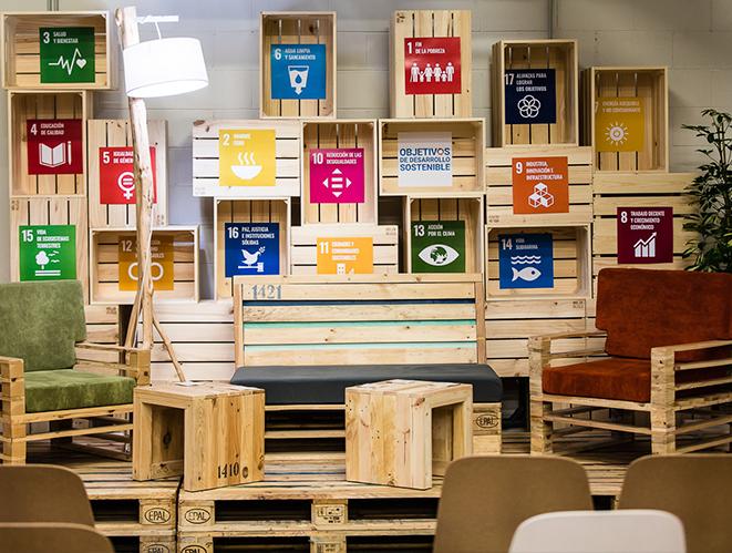 Las jornadas #Tech4SDG reúnen a más de 50 expertos nacionales e internacionales en tecnología con impacto social