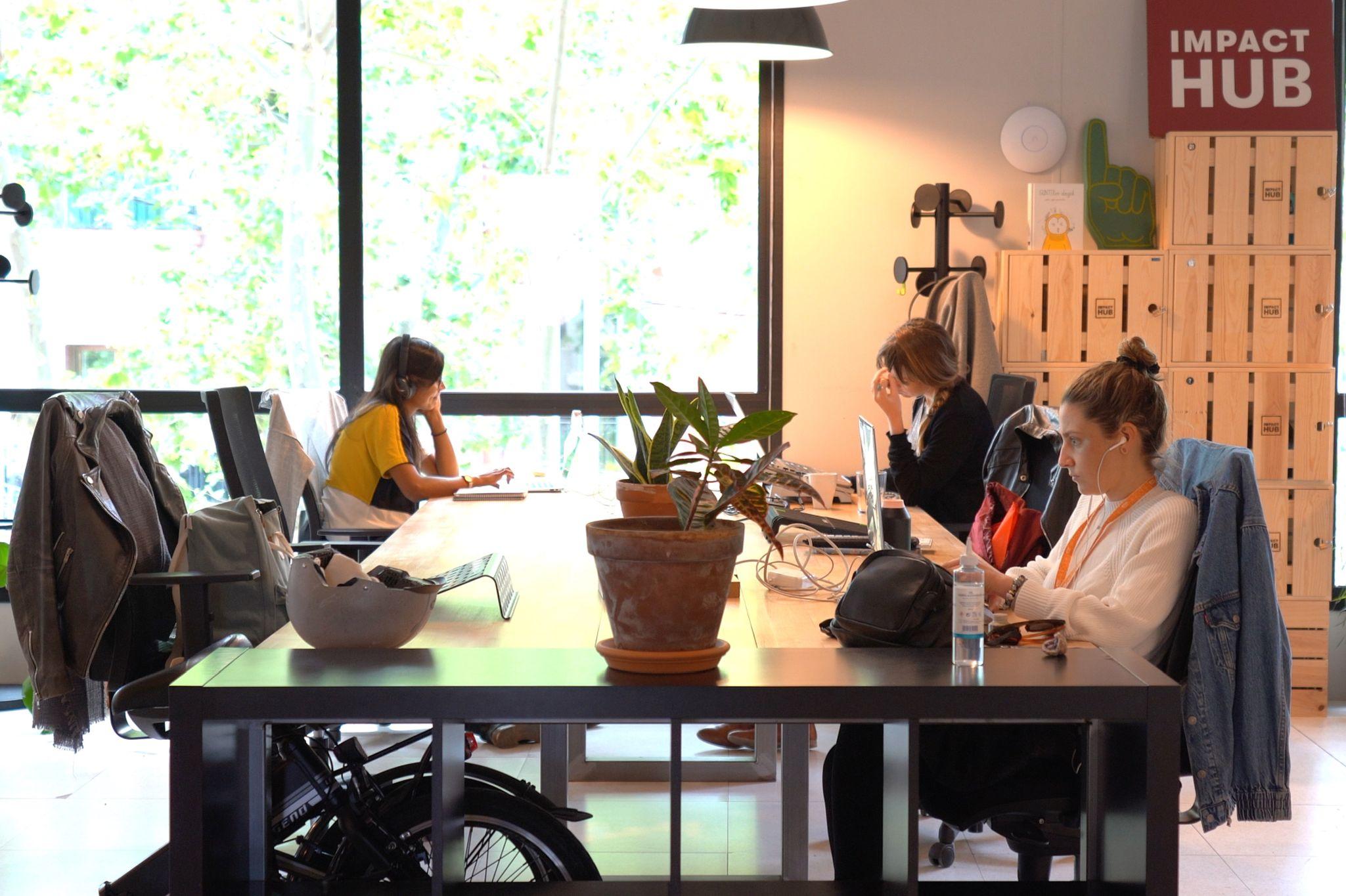 Buscamos responsable de centro Impact Hub Barcelona (puesto temporal)